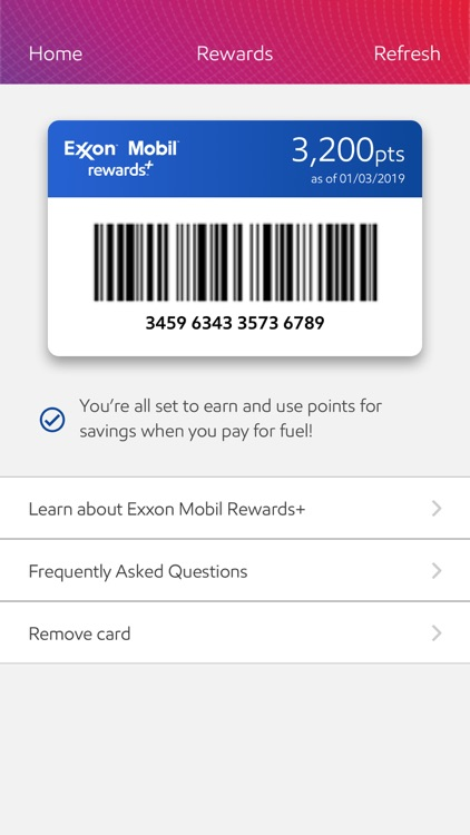 Exxon Mobil Speedpass+ screenshot-5