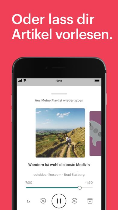 PocketScreenshot von 4