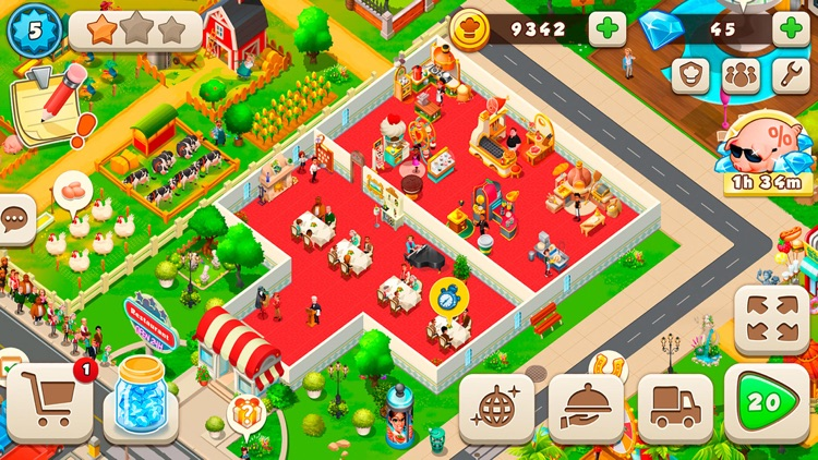 Tasty Town - The Cooking Game screenshot-6