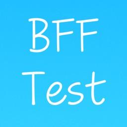 Test d'amitié