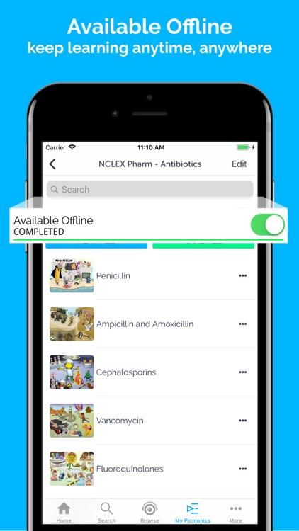 Picmonic: Medical, Nursing, NP screenshot-4