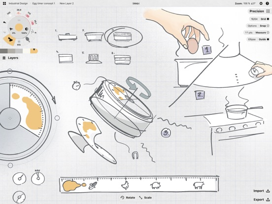 Concepts: Sketch, Design, Illustrate & Architect screenshot