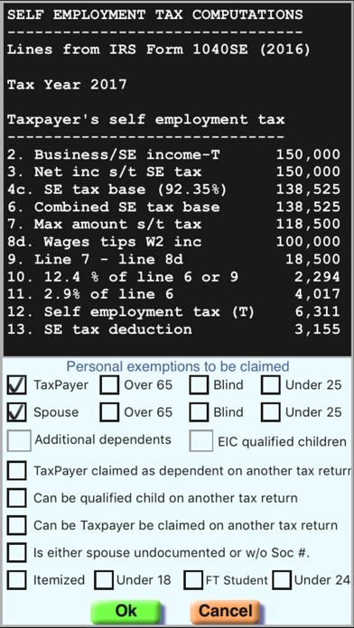 Income Tax Calculator: TaxMode screenshot three