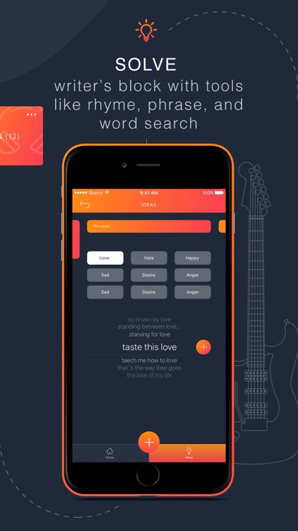 Songwriter Pro for Musicians