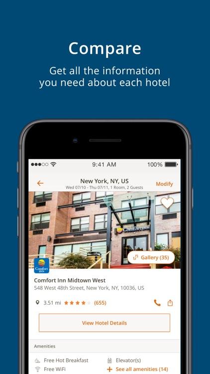 Choice Hotels screenshot-4