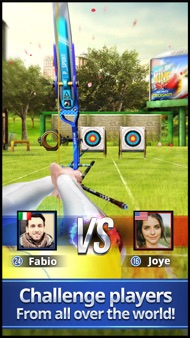 Archery King iphone images