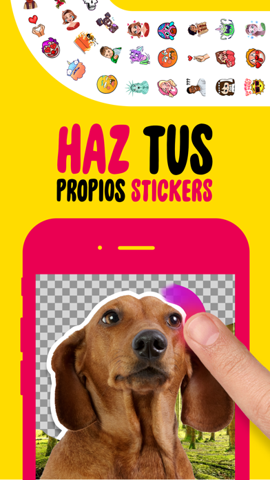 Sticker Maker - Hacer Stickers - Descargar APK para Android ...