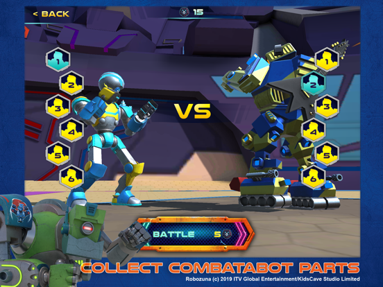 Robozuna screenshot 6