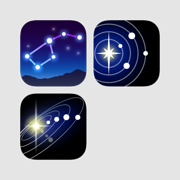 Space Apps - Explore the Universe and Night Sky Map