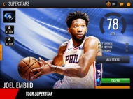 NBA LIVE Mobile Basketball ipad images
