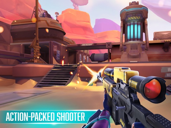 Игра Rise: Shooter Arena