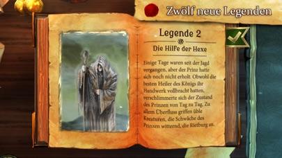 Screenshot for Die Legenden von Andor in Germany App Store
