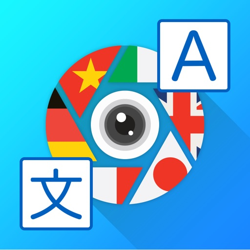 Camera Translator: Translate+ app logo