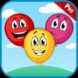 Learning Balloon Pop Kids Pro