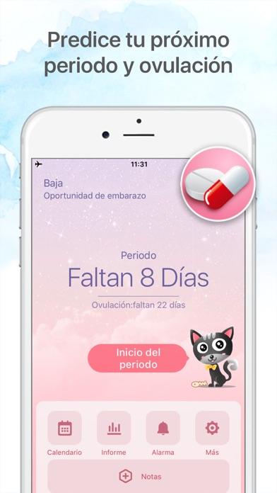 Calendario De Periodo Menstrual.Calendario Menstrual Y Ciclo App Analisis Y Critica Health