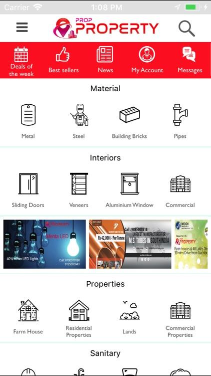 Prop Property App