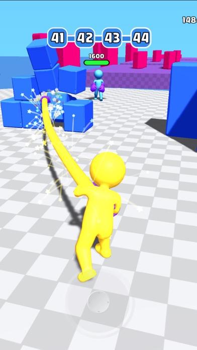 Curvy Punch 3D screenshot 1