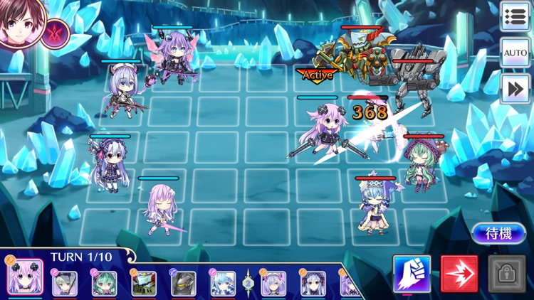 メガミラクルフォース(MEGAMIRACLE FORCE) screenshot-2