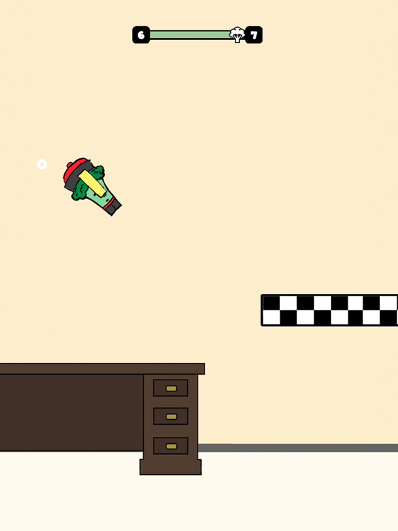 Broccoli Jump! screenshot 11