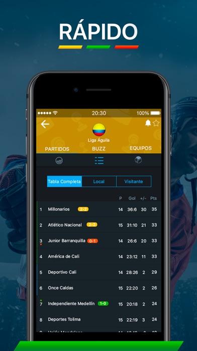Screenshot for 365Scores - Resultados en vivo in Chile App Store