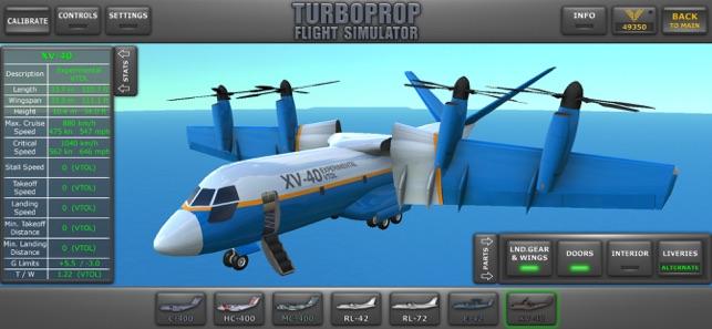 Turboprop Flight Simulator on the App Store