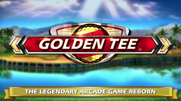 Golden Tee Golf screenshot-0