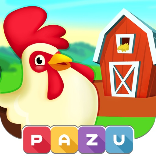 Farm games for toddlers