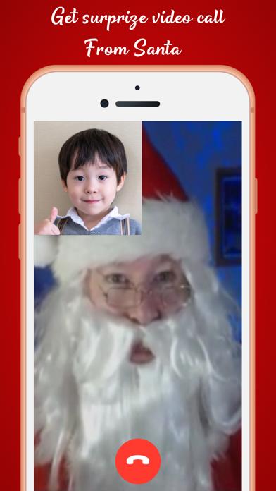 点击获取Video Call to Santa