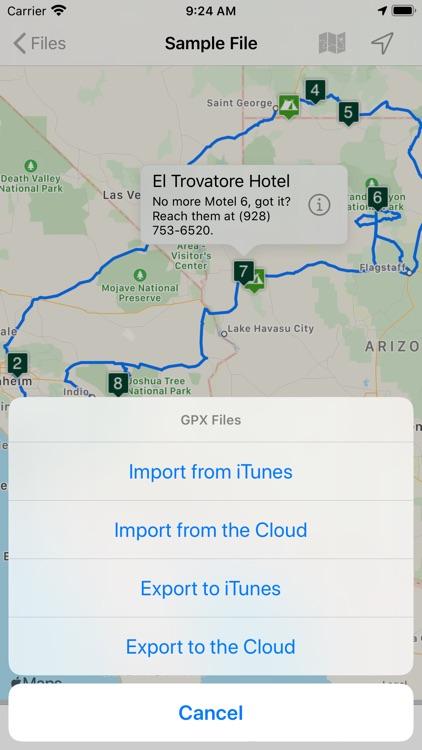 Road Trip Planner™ screenshot-9