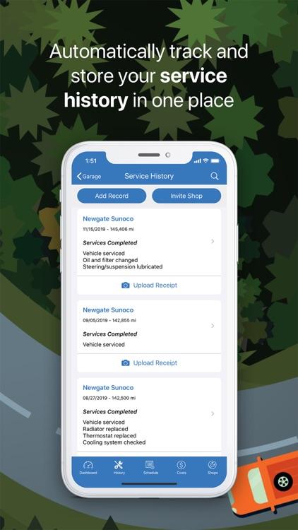 CARFAX Car Care screenshot-3