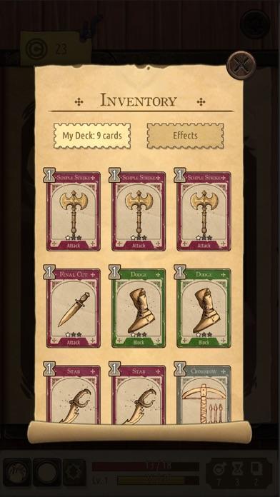 Spellsword Cards: Origins screenshot 5