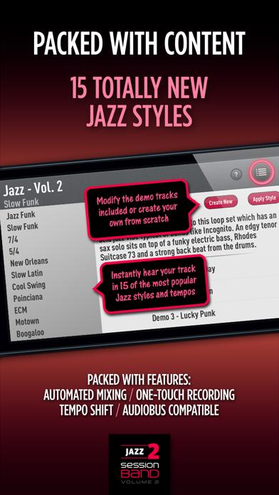 SessionBand Jazz 2のおすすめ画像4