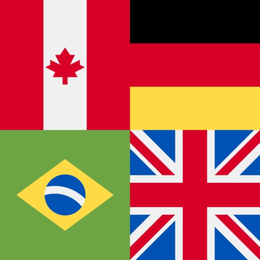 Flags and Countries icon