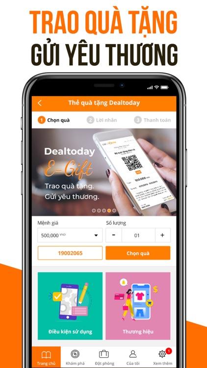 Dealtoday – Luôn ưu đãi screenshot-3