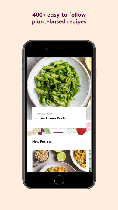 Deliciously Ella App Screenshot