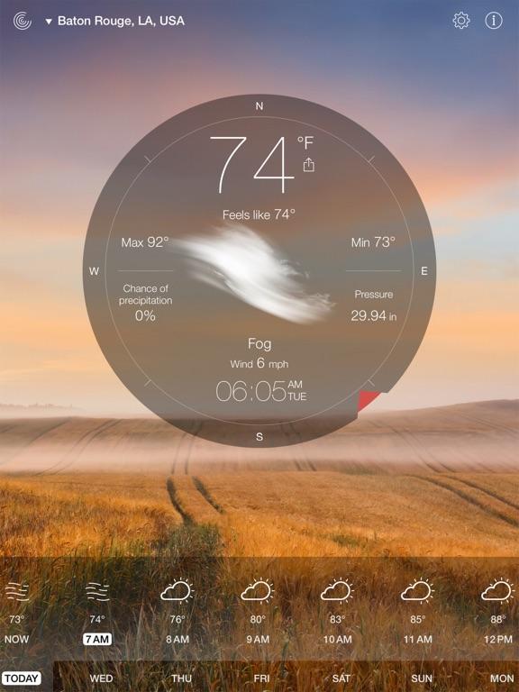 Weather Live゜-ipad-3