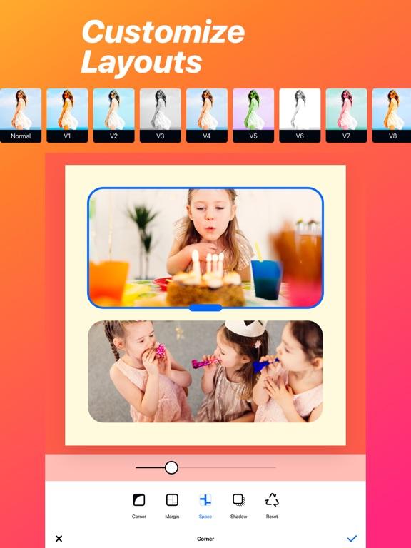 Collage Maker ◇-ipad-2