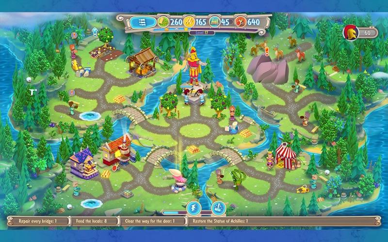 Hermes: War of the Gods screenshot 4