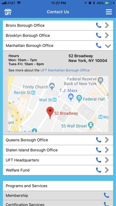 UFT-Mobile screenshot three