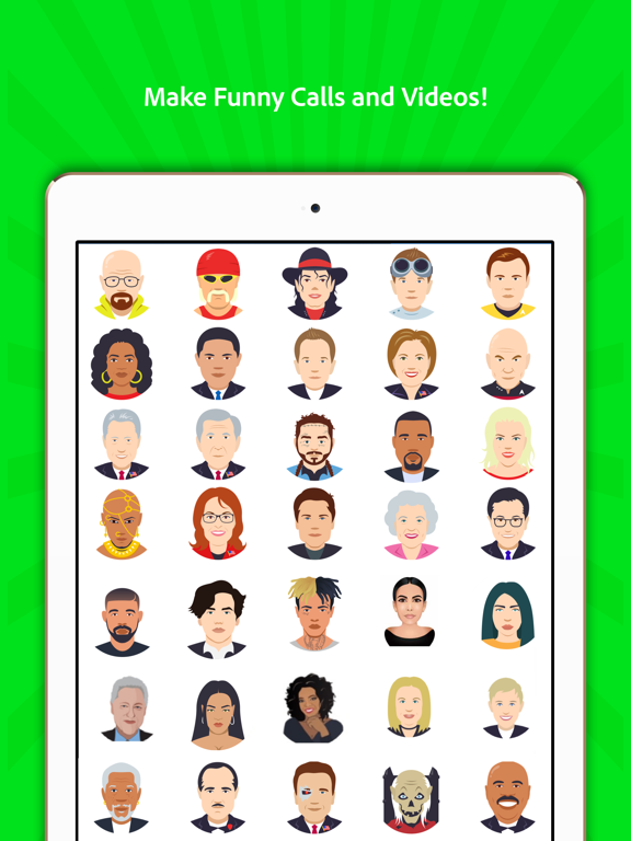 Celebrity Voice Changer - Face - Revenue & Download estimates