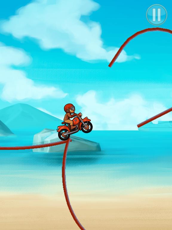Игра Bike Race: игры гонки