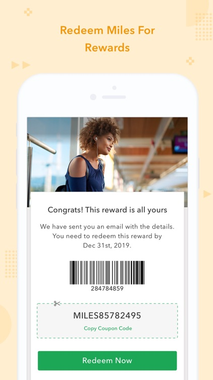 Miles - Rewards For All Travel screenshot-4