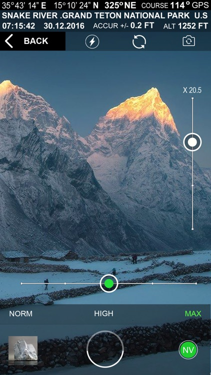 Altimeter GPS+ (Speedometer) screenshot-3