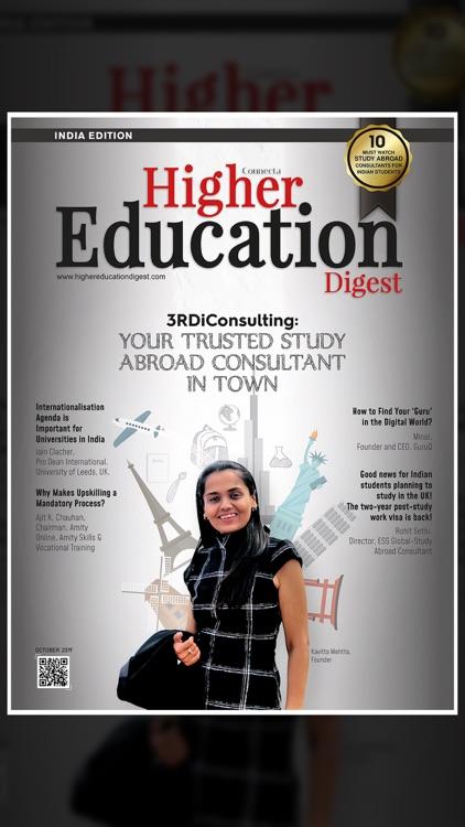 Higher Education Digest screenshot-5