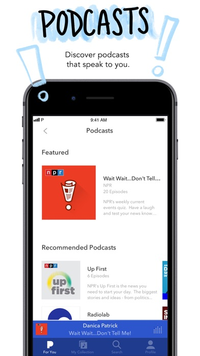 Pandora: Music & Podcasts wiki review and how to guide