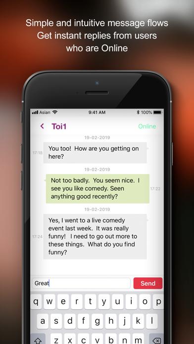 Asian Single Solution Dating screenshot four