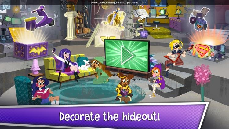 DC Super Hero Girls Blitz screenshot-3