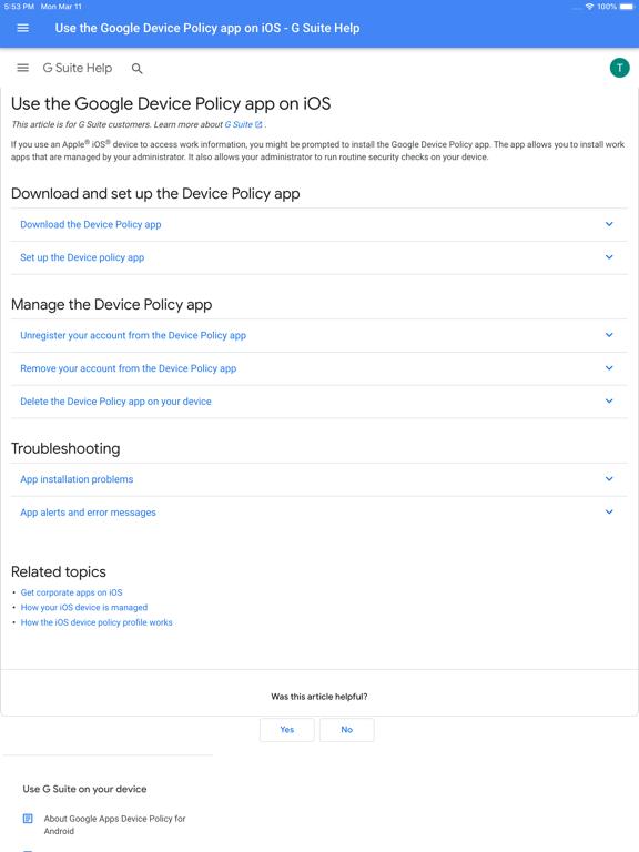 Google Device Policy-ipad-1