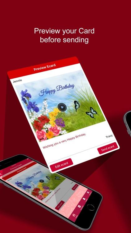 Birthday Wishes & Cards screenshot-3