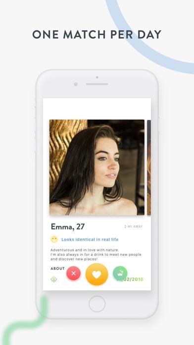 Dating applicatie op de iPhone Speed Dating Jade Boeddha